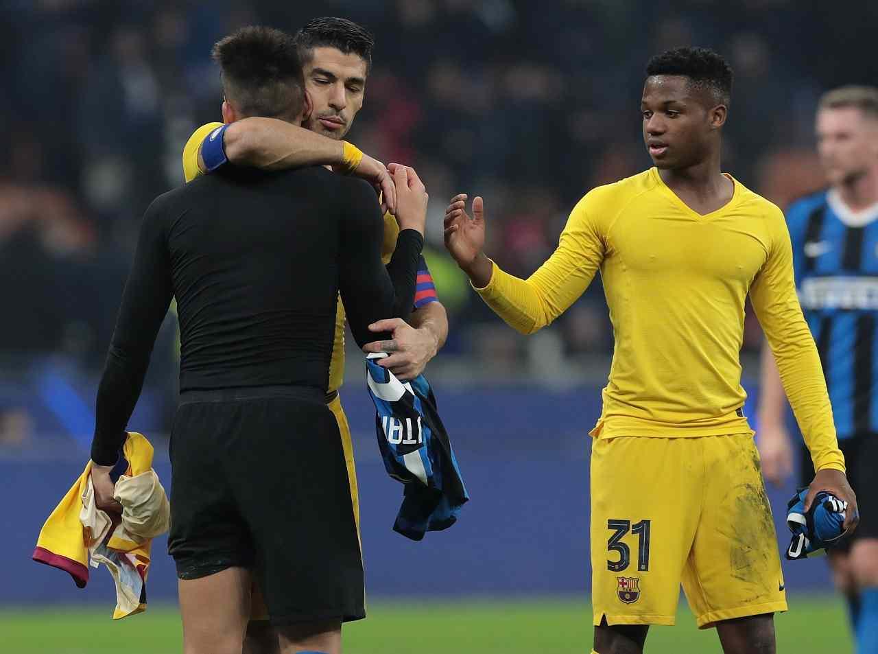 Calciomercato Inter richiesta 100 milioni per Lautaro Martinez: il Barcellona dice no