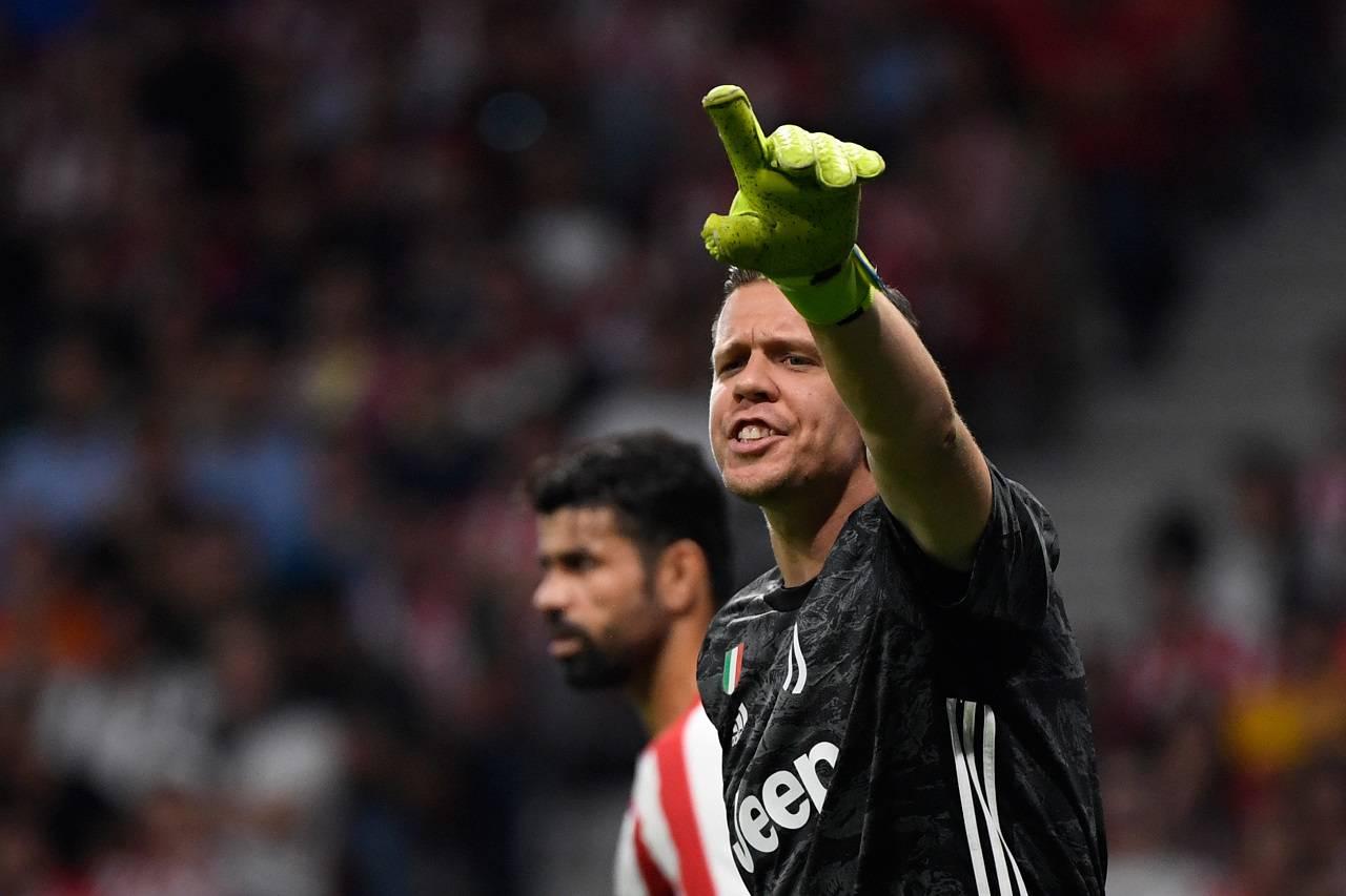 calciomercato juventus donnarumma milan szczesny manchester united
