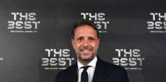 calciomercato juventus paratici Roma Dzeko De Sciglio