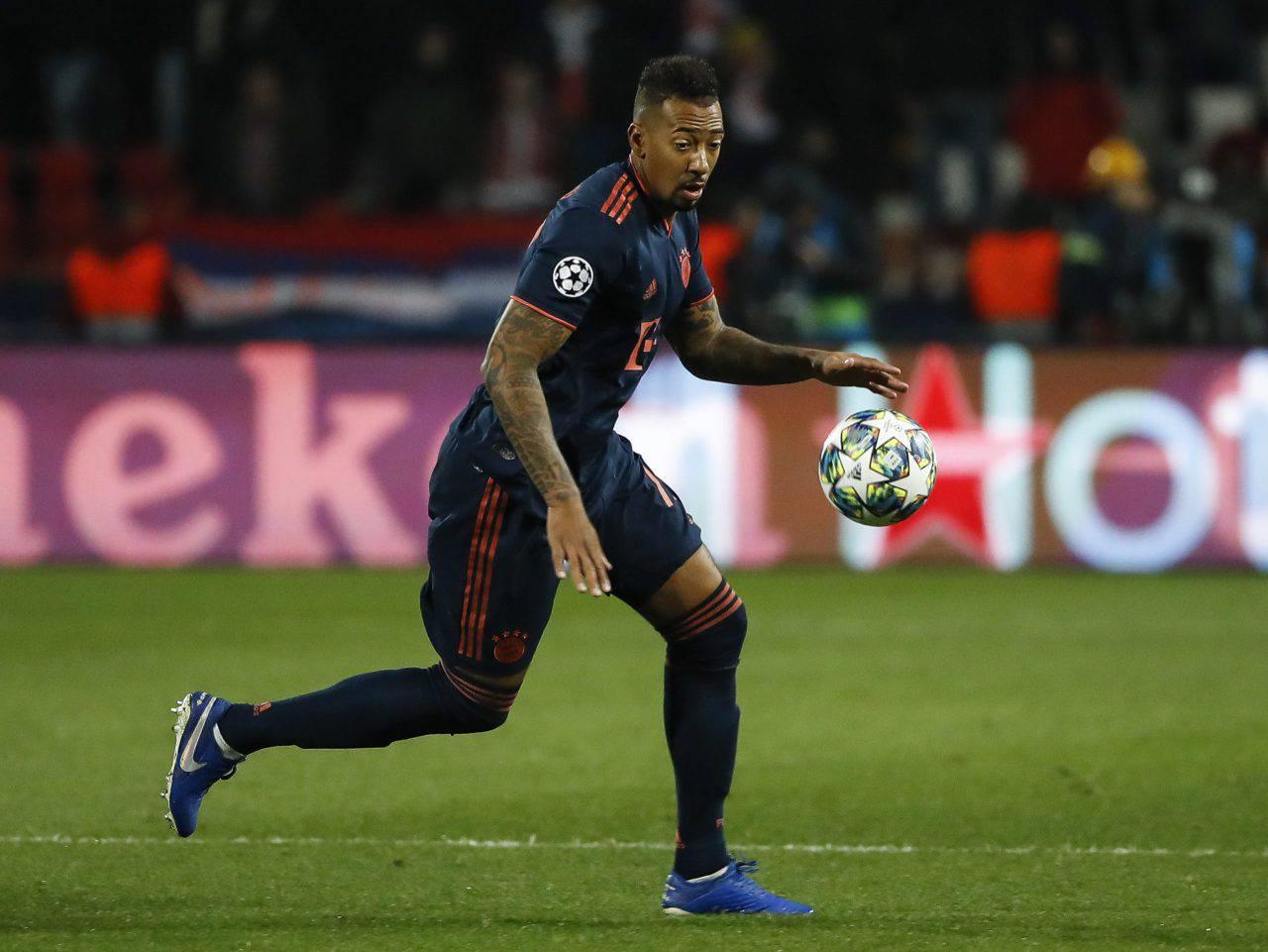 Boateng Juve Milan