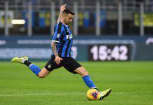 Vecino addio Inter