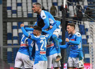 Juventus Napoli Meret