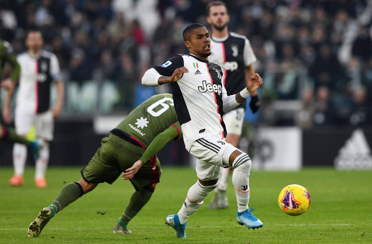 Douglas Costa, Juventus Lemar