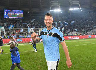 milinkovic savic Juventus Lazio