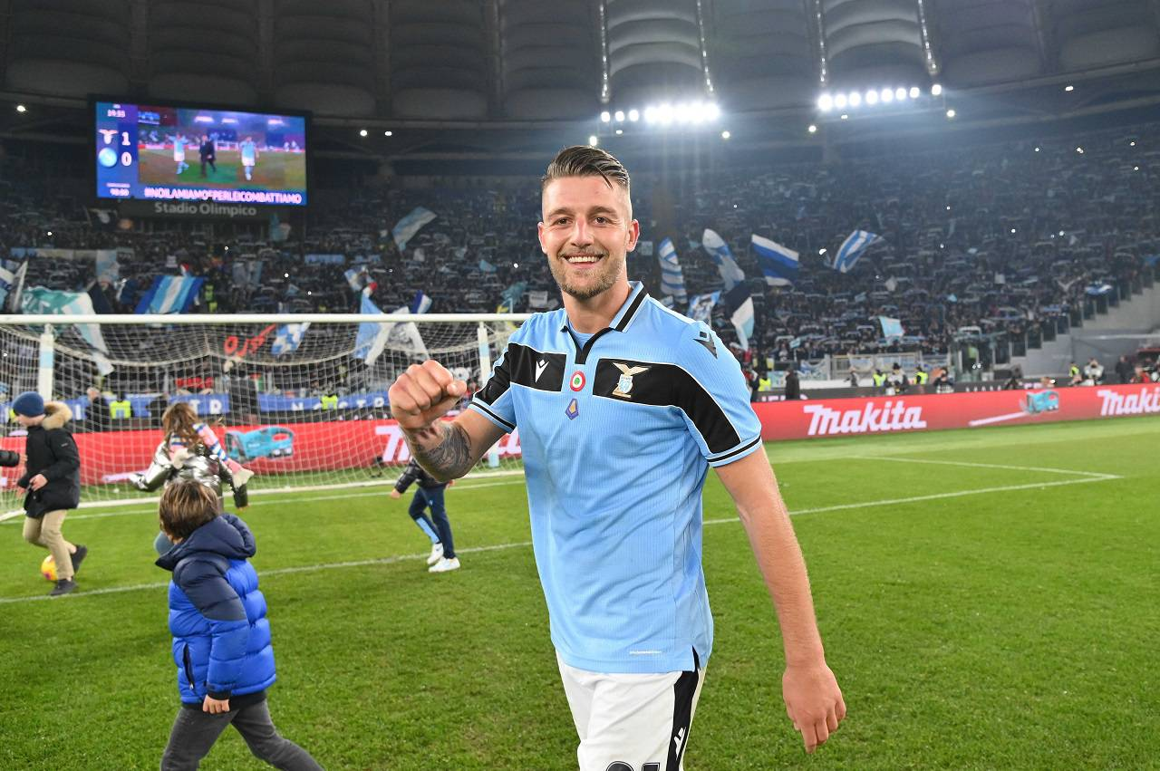 milinkovic savic Real Madrid Lazio