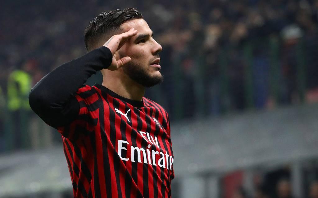 Calciomercato Milan Hernandez