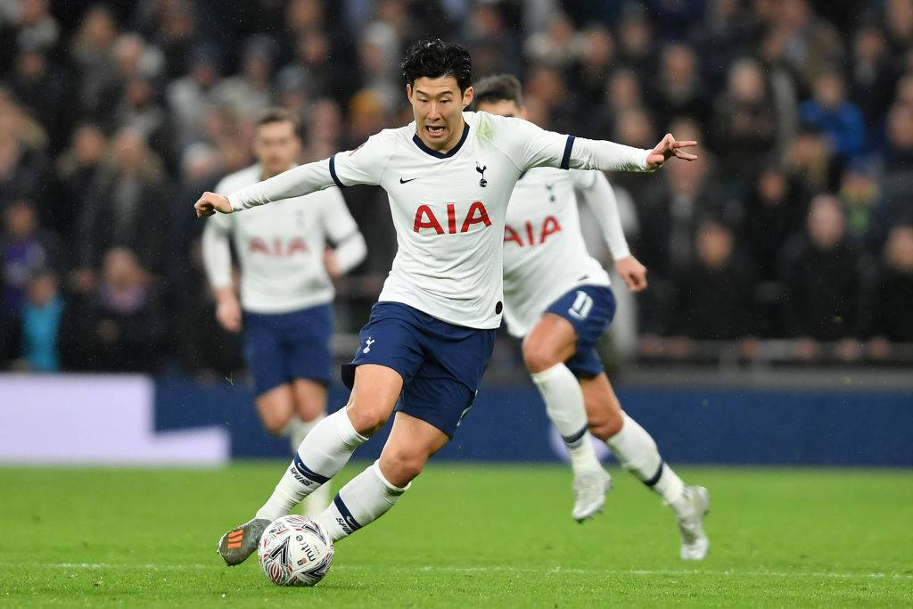 Calciomercato Inter Lautaro Martinez Son Tottenham