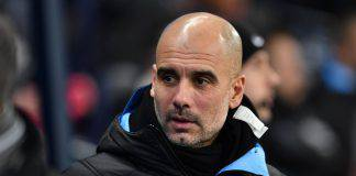 Guardiola Manchester City Champions League