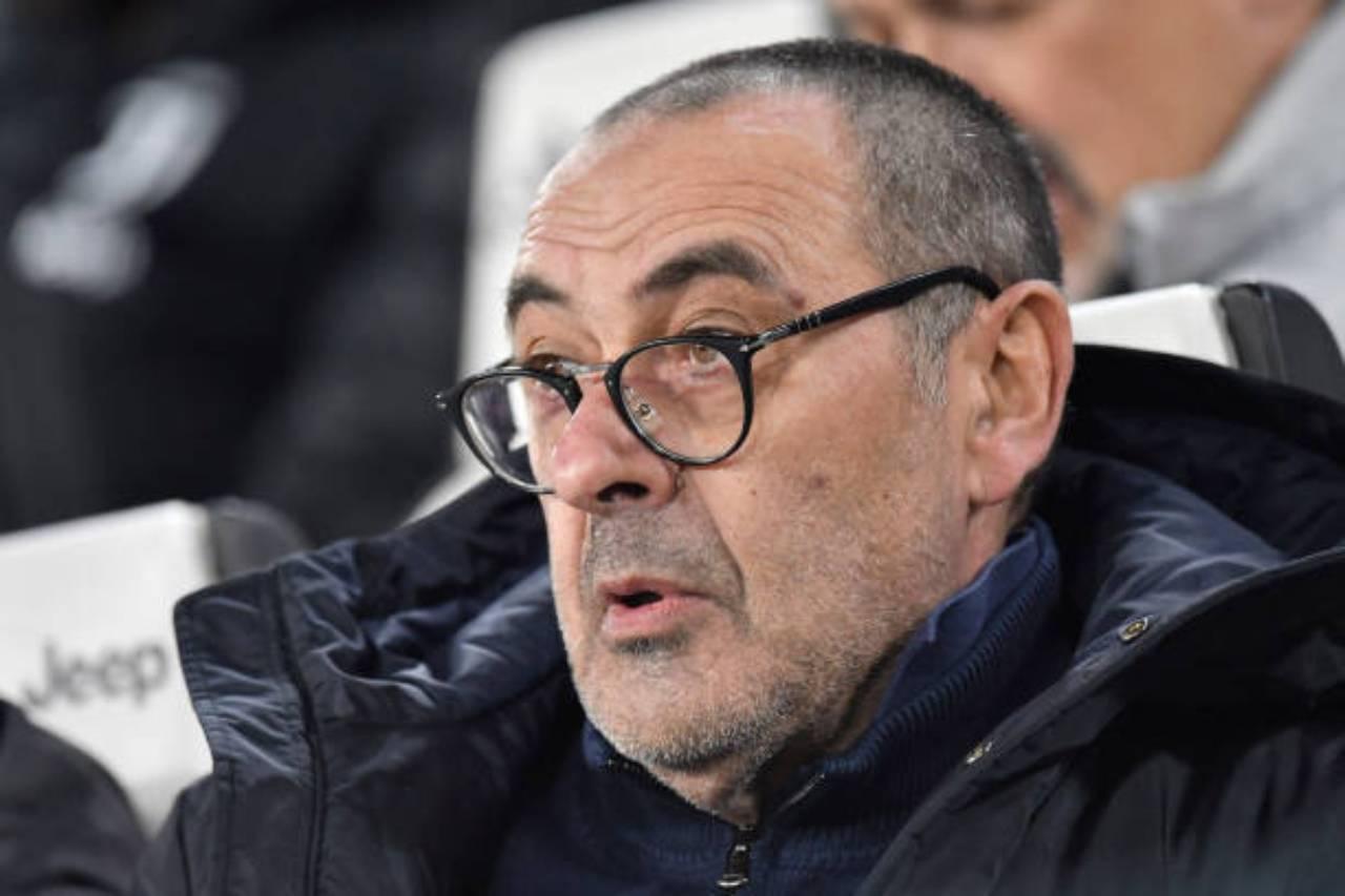 Calciomercato Juventus Sarri Zidane