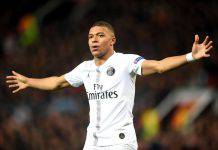 PSG Ronaldo Mbappe Real Madrid