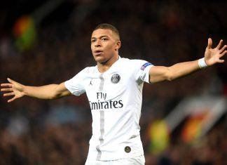 PSG Juventus Mbappe Real Madrid