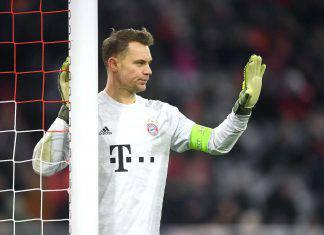 Manuel Neuer rinnovo Bayern