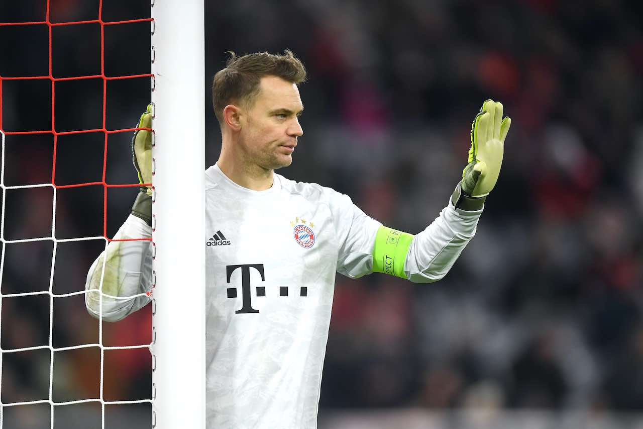 Juventus Ter Stegen Neuer
