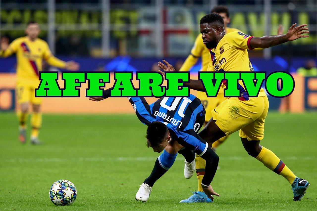 Umtiti Inter Juve