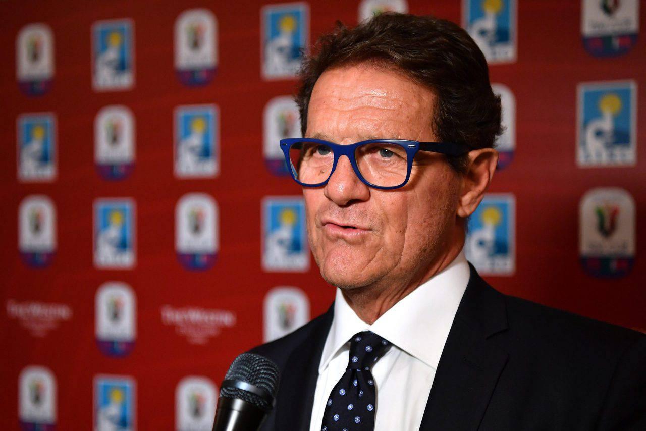 Juventus Sarri Capello Pirlo