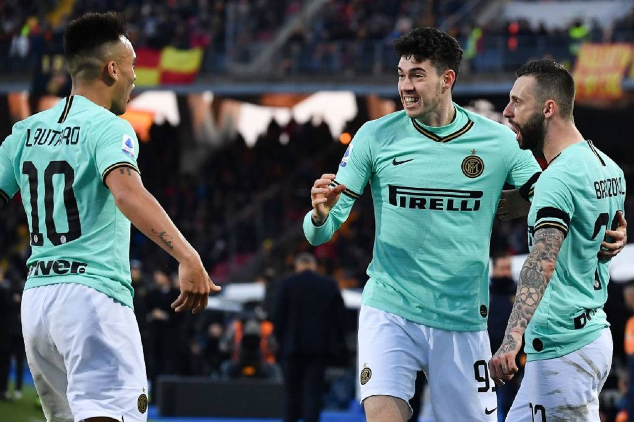 Ludogorets-Inter, formazioni ufficiali: out Lukaku, c'è Eriksen dal 1'