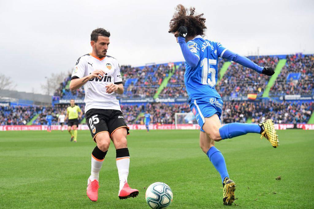 Coronavirus, c'è primo positivo il Liga: è Garay del Valencia