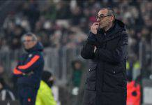 sarri juventus getty images