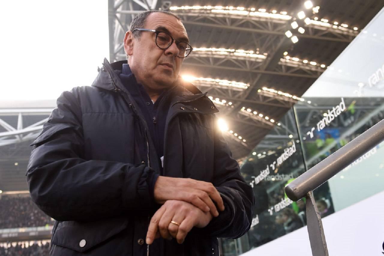 Calciomercato Juventus Sarri convocati