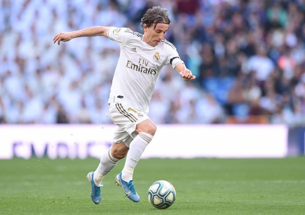 calciomercato milan Inter Modric
