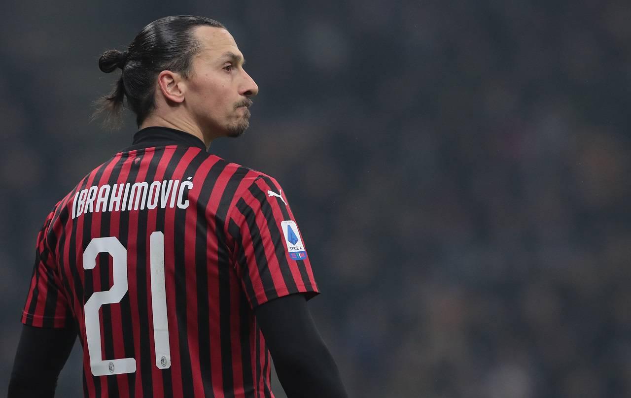 Milan Ibrahimovic rinnovo