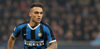 Lautaro Inter Barcellona Immobile