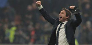 Inter, Antonio Conte Hakimi