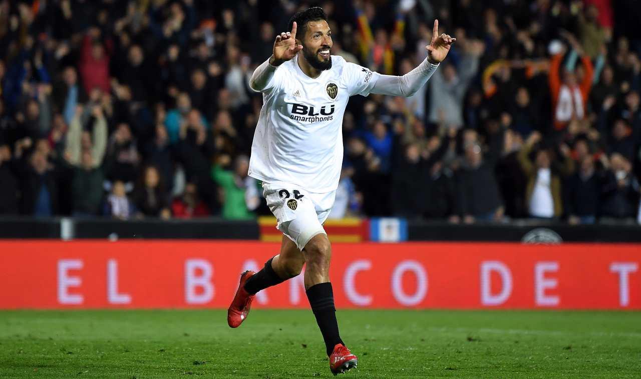 Ezequiel Garay Valencia Inter