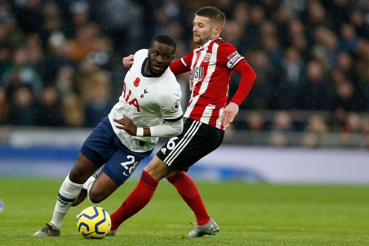 Tottenham Ndombele Inter Vecino scambio