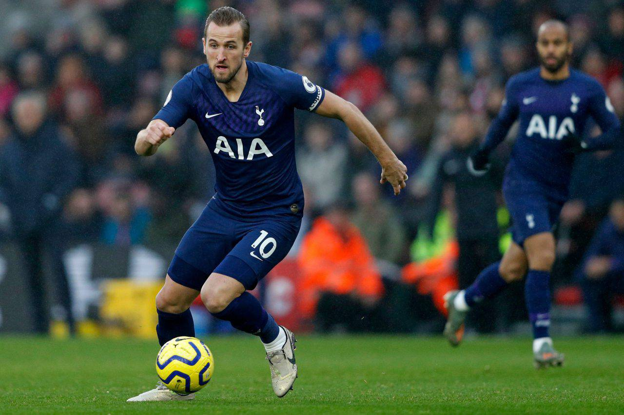 Calciomercato Inter Conte Harry Kane Real Madrid