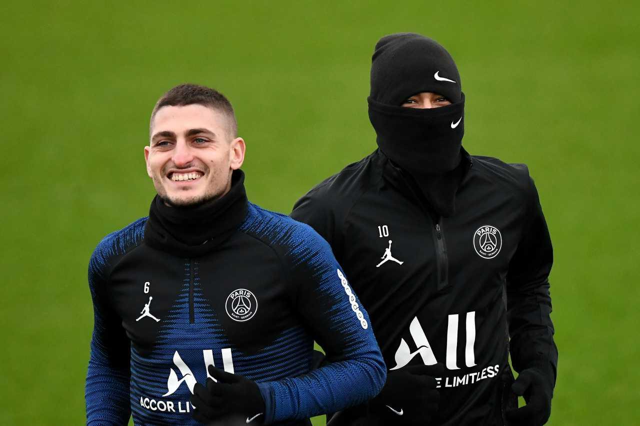 Verratti Juventus