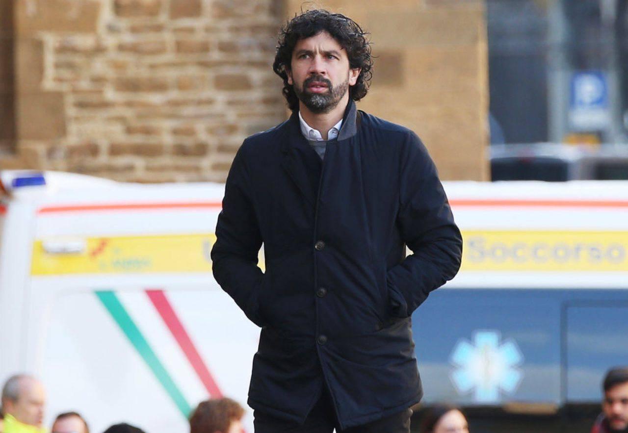 Serie A, le parole di Damiano Tommasi
