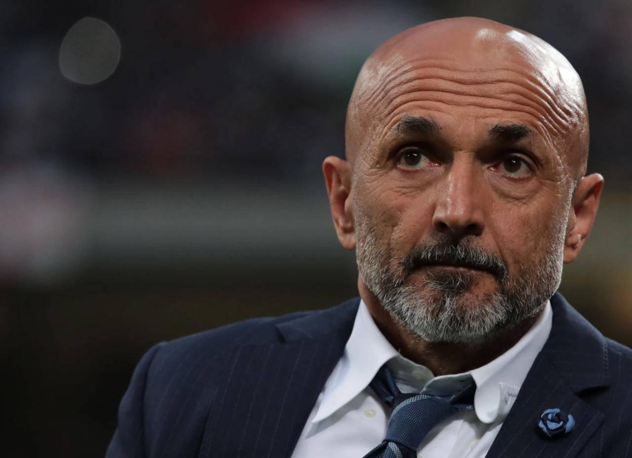 Calciomercato Milan Spalletti
