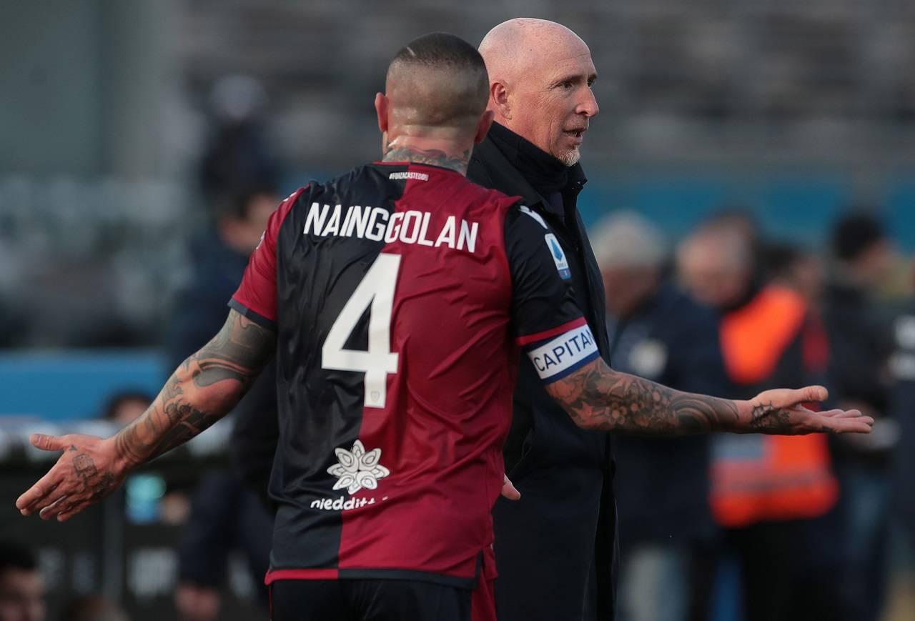 Calciomercato Cagliari ufficiale esonerato Maran Max Canzi per la sostituzione