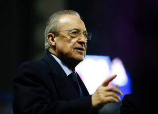 Calciomercato Florentino Perez Inter Skriniar