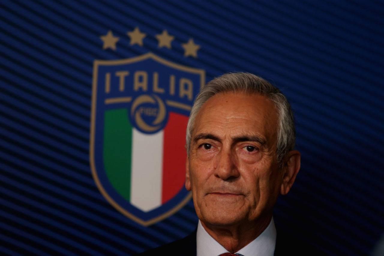 Gravina FIGC Serie A Coronavirus