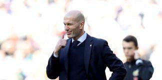 Real Madrid Zidane Milan Bennacer