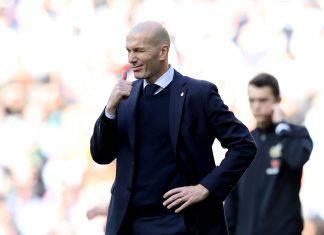 Zidane Real Madrid Juventus Sarri