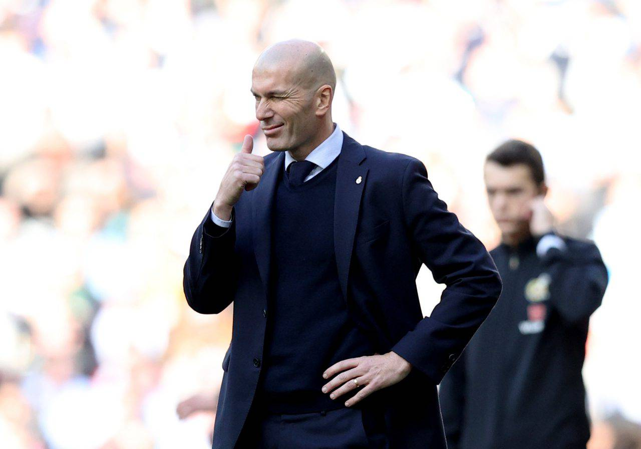 Zidane Real Madrid Juventus