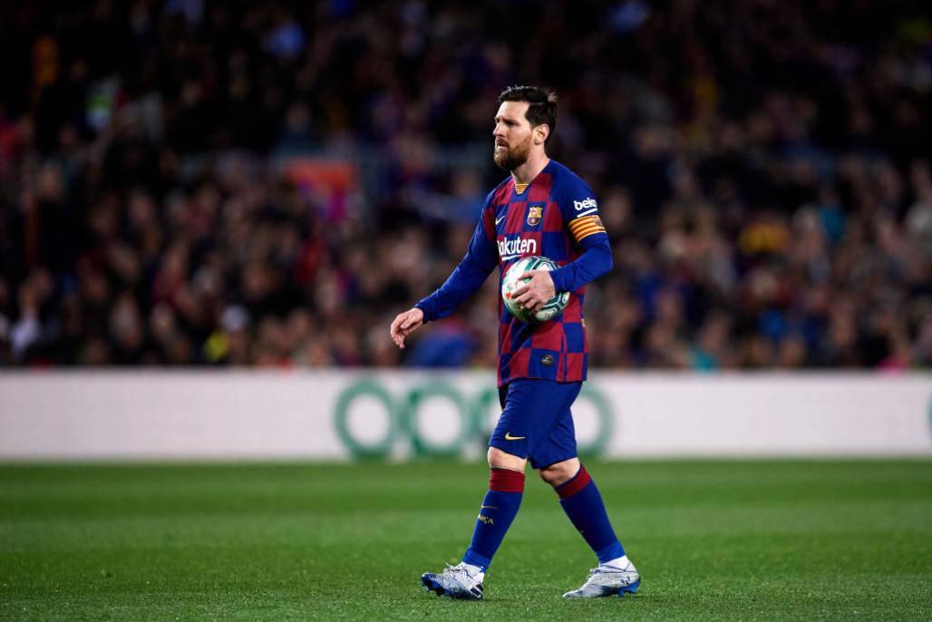 Inter Messi