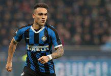 Lautaro Mariano diaz Inter