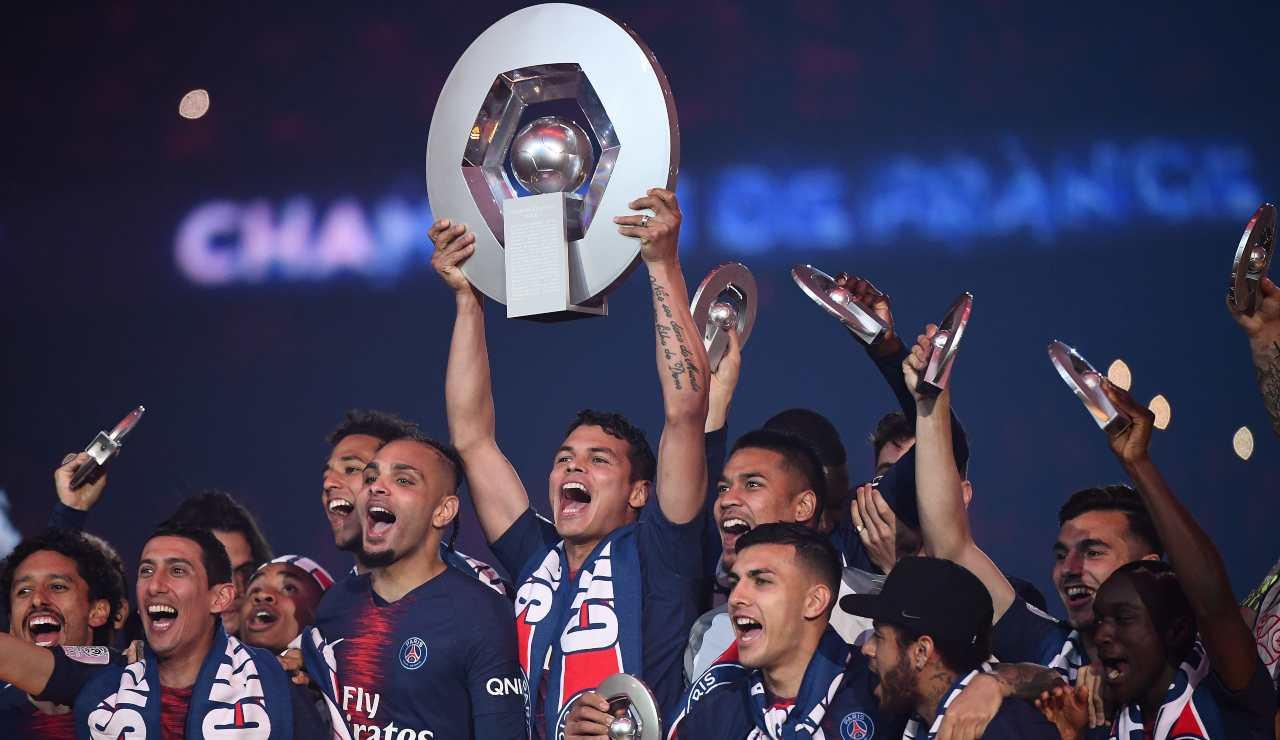 Ligue 1 Coronavirus PSG