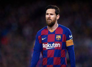 Messi Barcellona Koulibaly Napoli