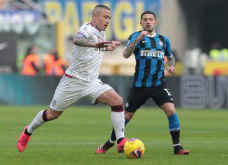 Inter Nainggolan Cagliari