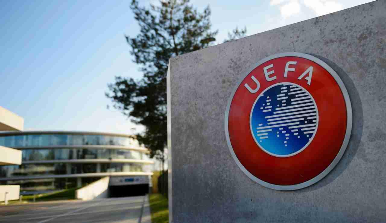 UEFA Coronavirus Serie A