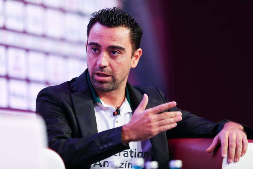 Allegri Barcellona Xavi Al-Sadd