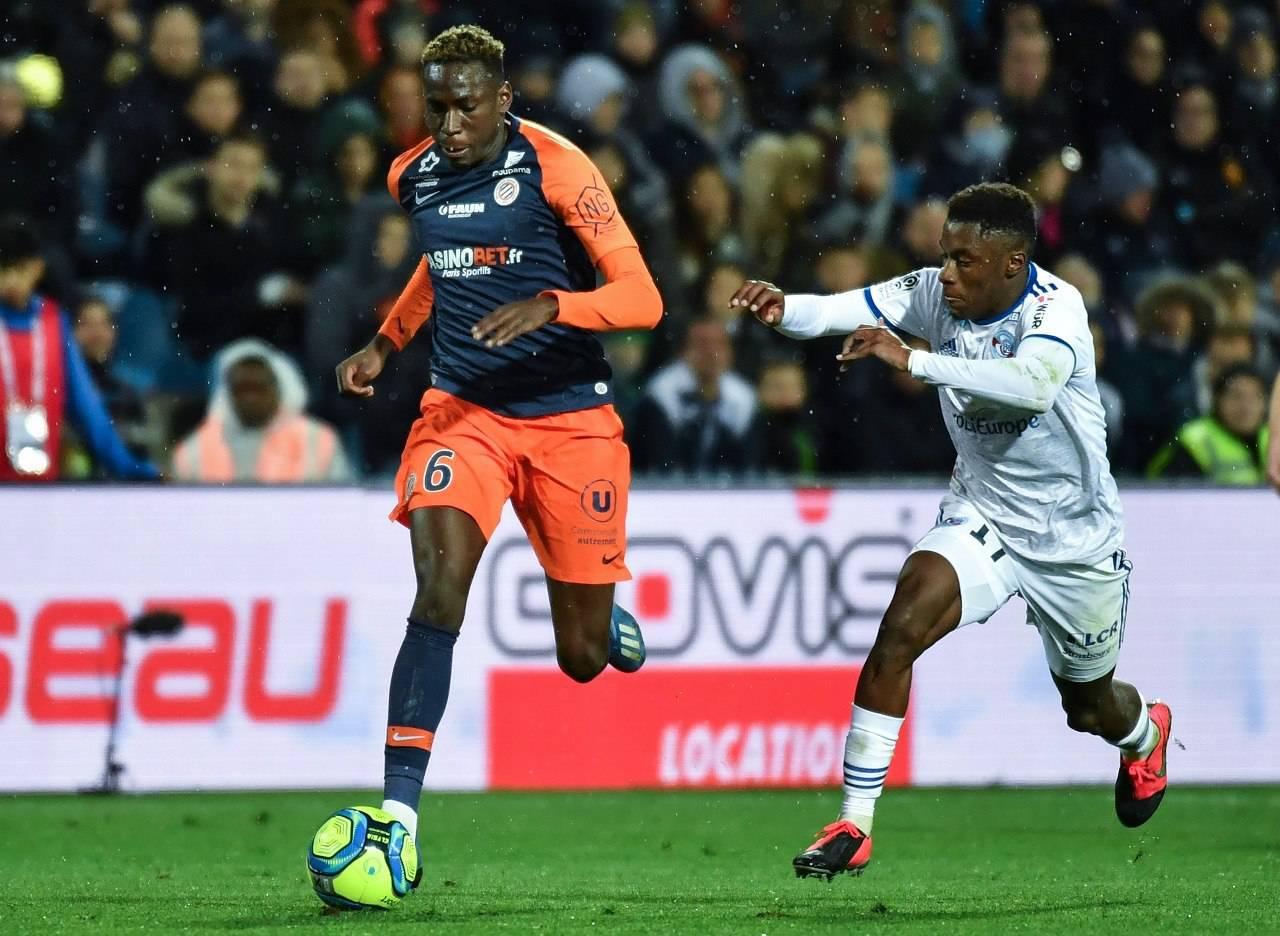 Junior Sambia sospetto Coronavirus Ligue 1