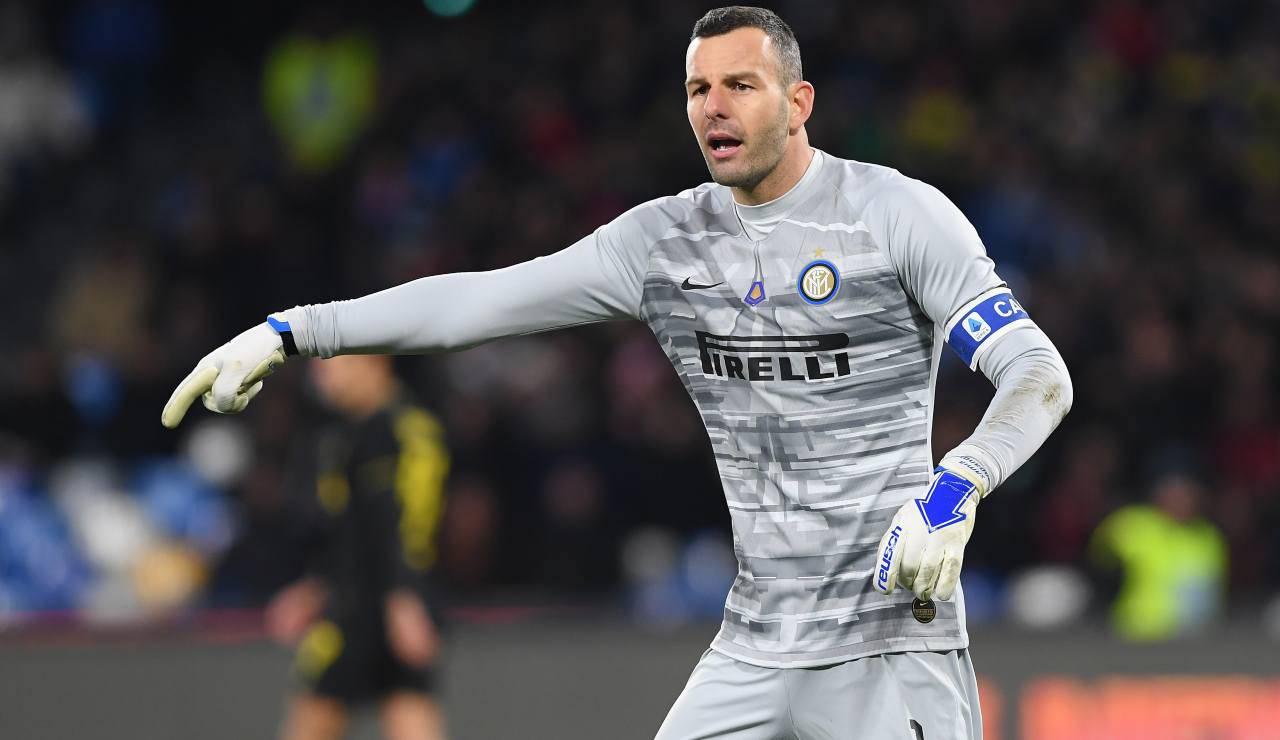 Inter Handanovic Musso