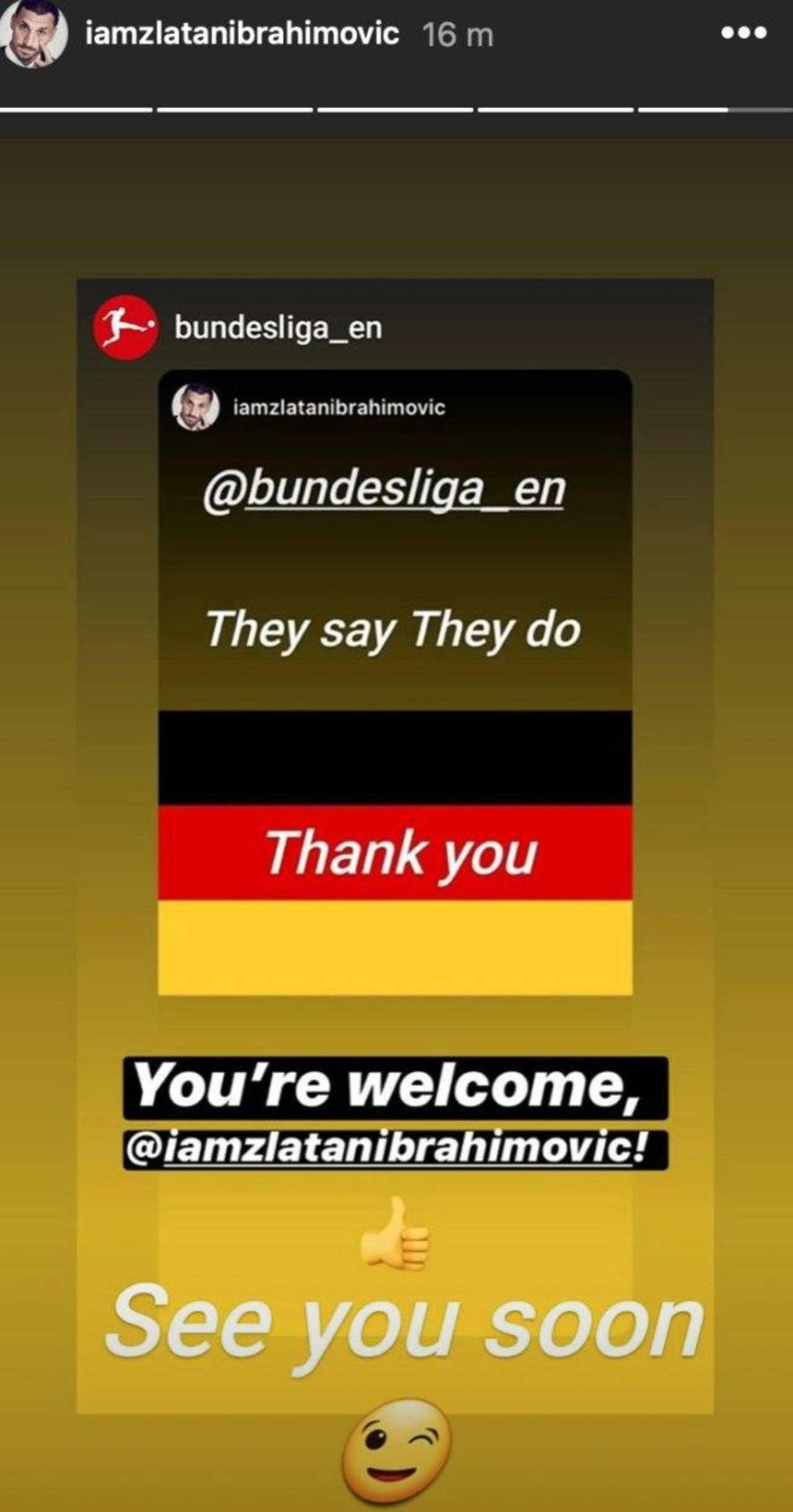Milan Ibrahimovic Bundesliga