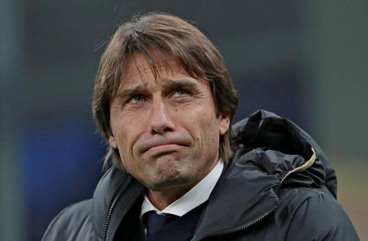 Inter Conte Aubameyang Real Madrid
